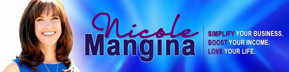 Success Perspective. Nicole Mangina. Invites you to live. The Success Perspective. When Everything Comes Together.