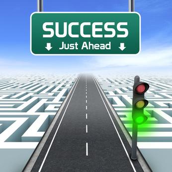 Success Just Ahead