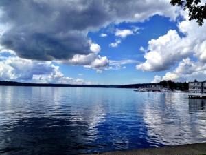 Lake Wa. june 2014