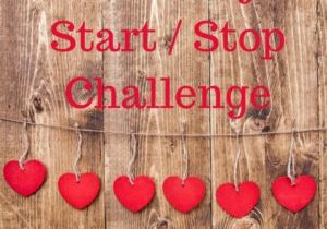 February Start _ Stop Challenge