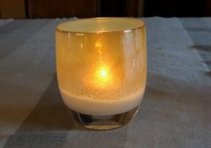 The Grace Glassybaby that inspired this post