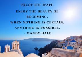 Trust the wait
